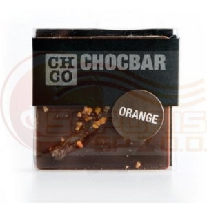 CHOCBAR - MLECZNA - cappuccino orange